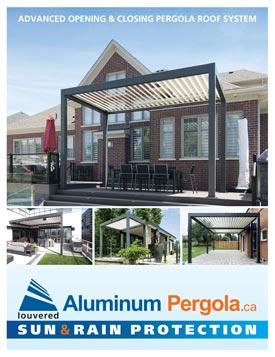 Aluminum Pergola Brochure